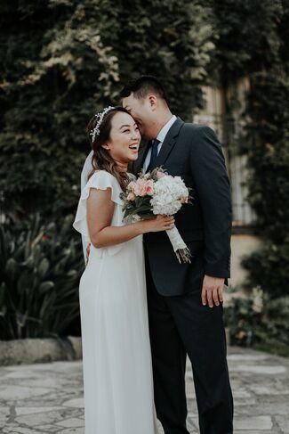 Emily Kim And Ryan Gin Wedding Photo 3