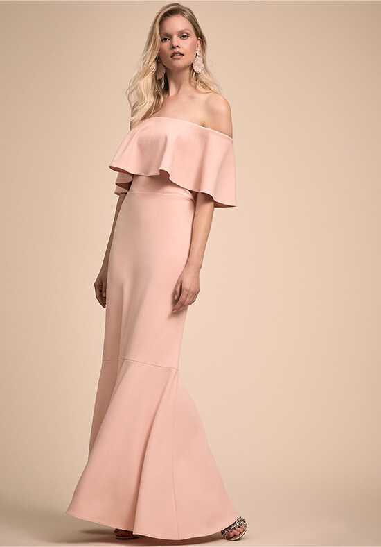 BHLDN (Bridesmaids) Dara Dress Off the Shoulder Bridesmaid Dress