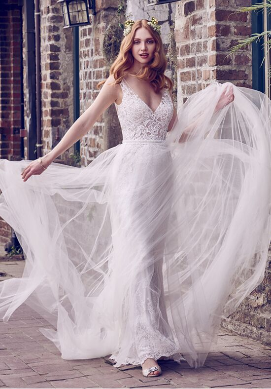 Maggie Sottero Hazel Sheath Wedding Dress