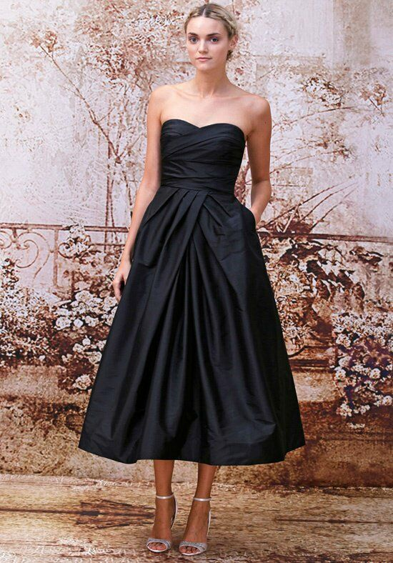 Monique Lhuillier Bridesmaids 450199 Sweetheart Bridesmaid Dress