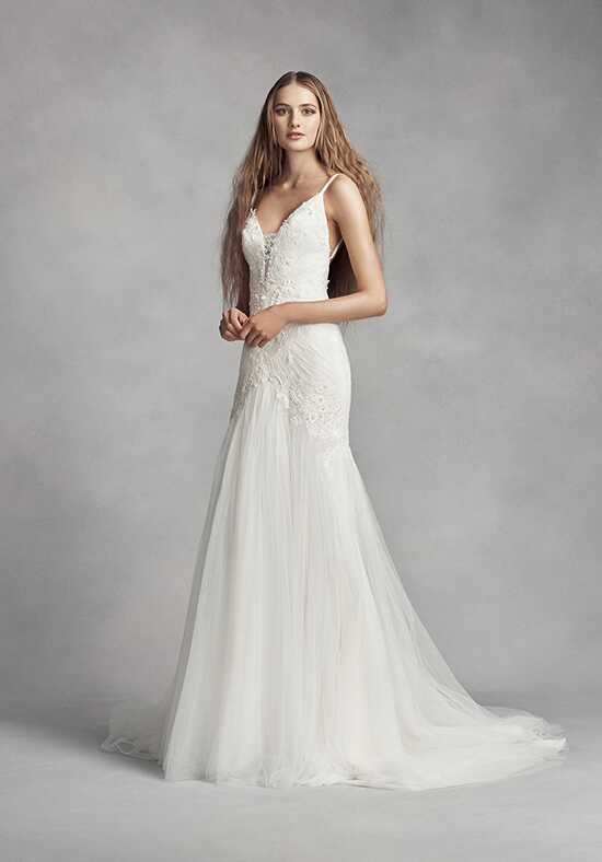 White by Vera Wang White by Vera Wang Style VW351369 Sheath Wedding Dress