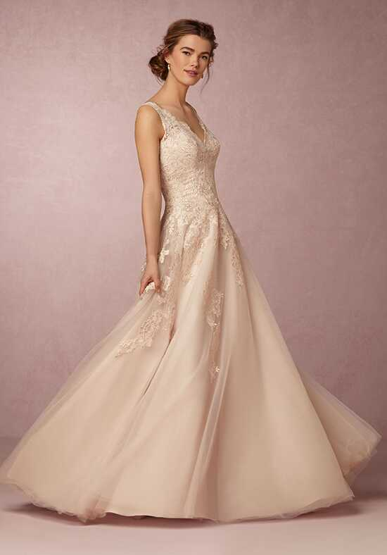 BHLDN McKinley Gown Ball Gown Wedding Dress