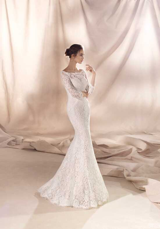WHITE ONE SIA Mermaid Wedding Dress