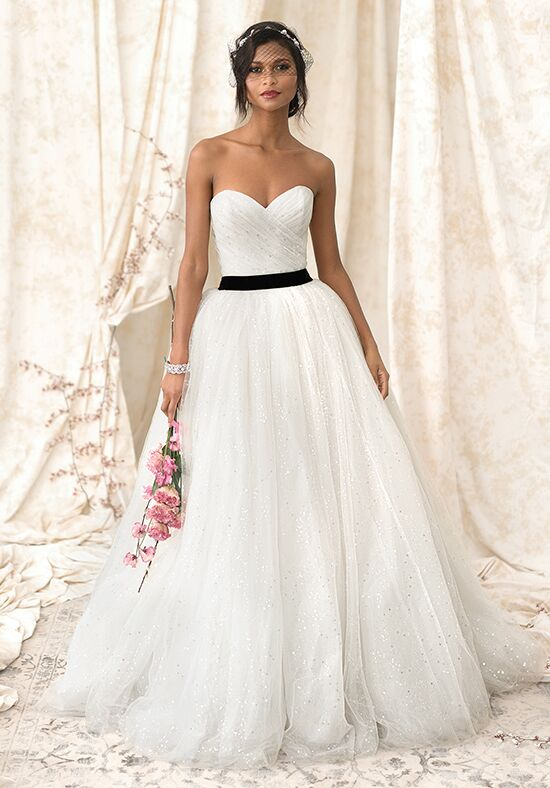 Justin Alexander Signature 9909 Ball Gown Wedding Dress