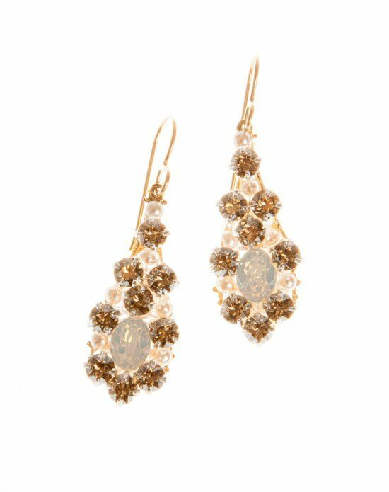 MEG Jewelry Goldie earrings Wedding Earring photo