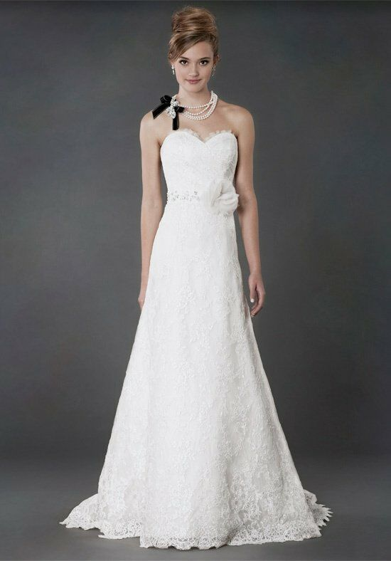 Alyne by Rita Vinieris Nicole A-Line Wedding Dress