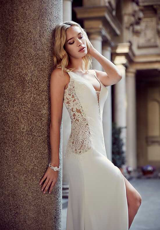 Eddy K MD228 Sheath Wedding Dress