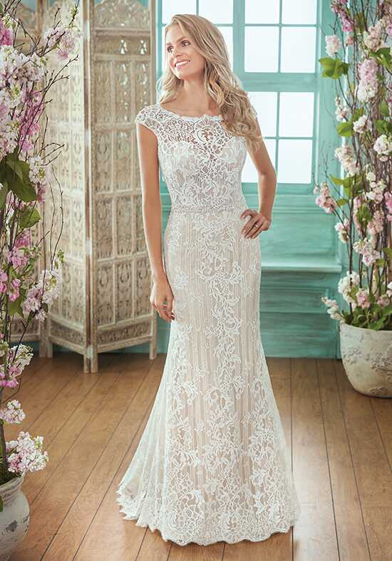 Jasmine Collection F201015 Mermaid Wedding Dress