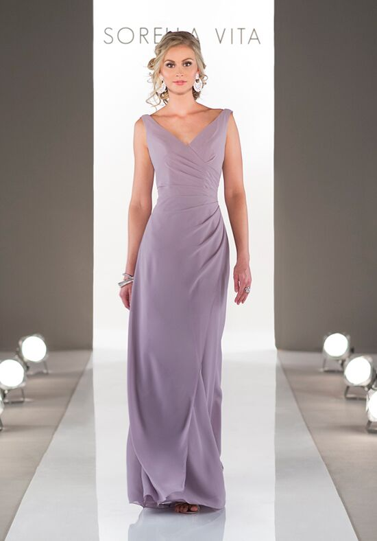 Sorella Vita 8576 V-Neck Bridesmaid Dress
