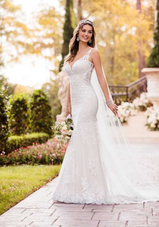 Stella York 6506 Mermaid Wedding Dress