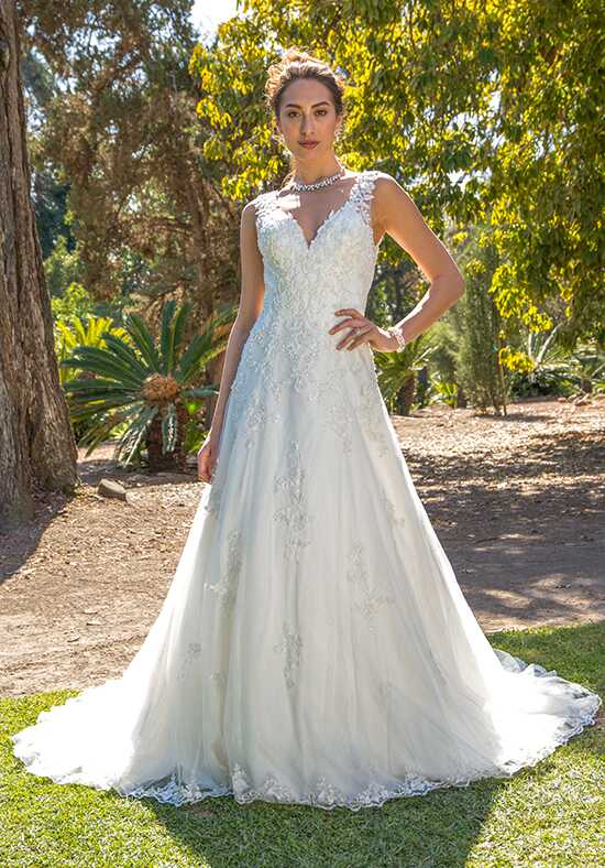 Venus Bridal VE8802N A-Line Wedding Dress