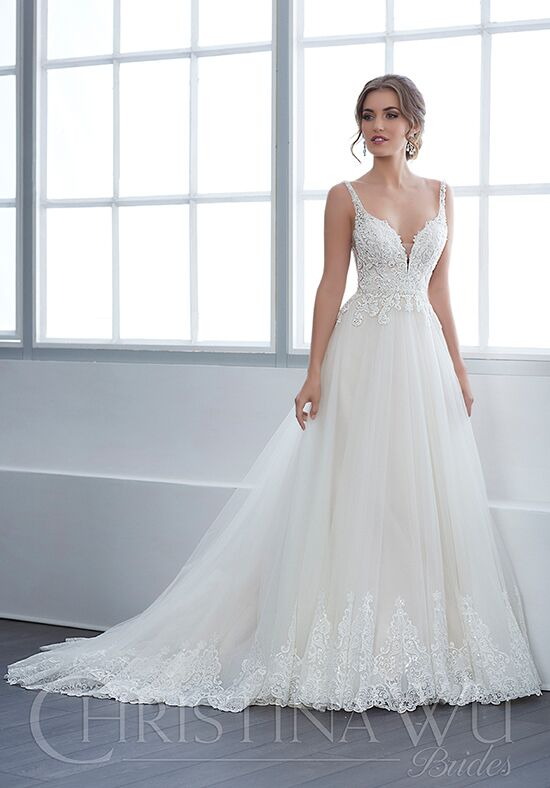 Christina Wu 15651 Wedding Dress - The Knot