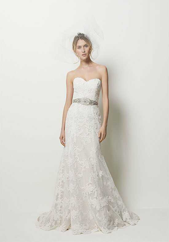 Watters Brides 9063B Wedding Dress photo