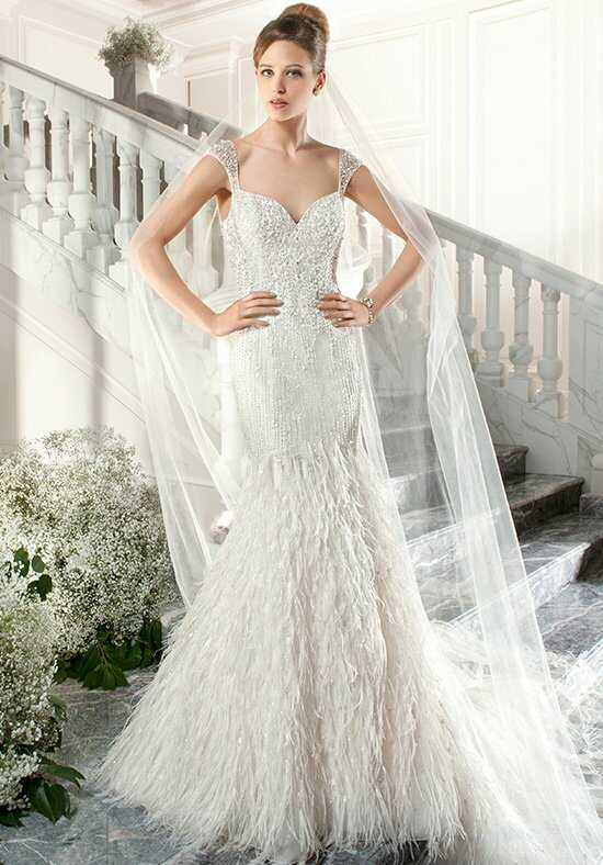 Demetrios C220 Mermaid Wedding Dress
