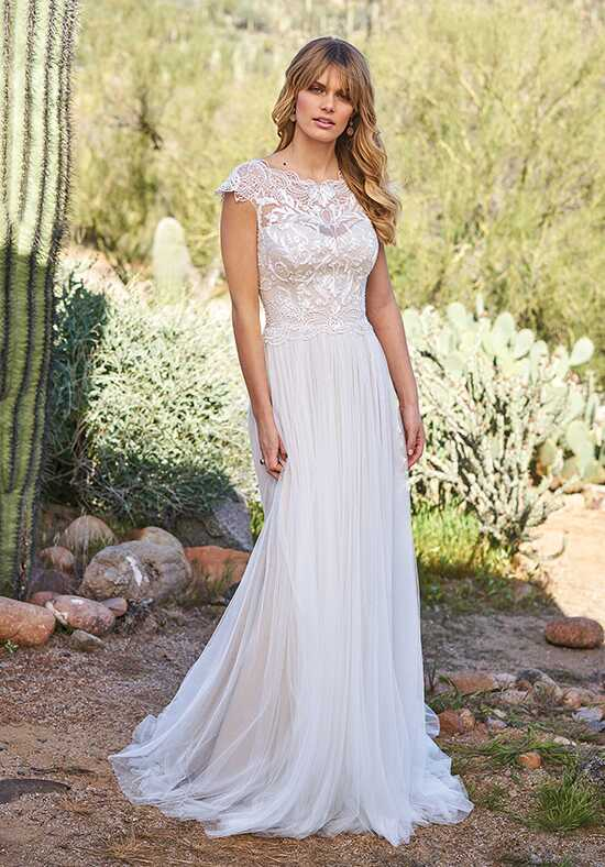 Lillian West 6514 A-Line Wedding Dress