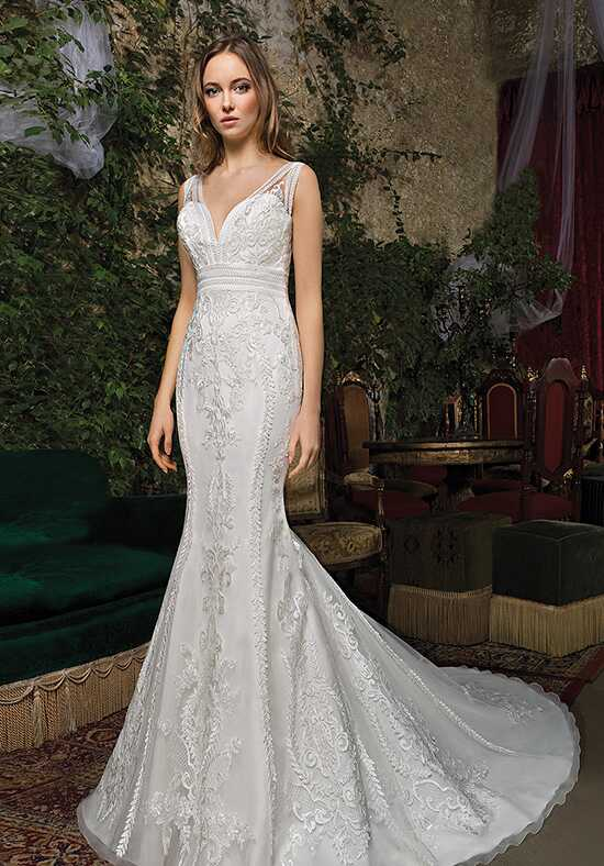 Cosmobella 7977 Mermaid Wedding Dress