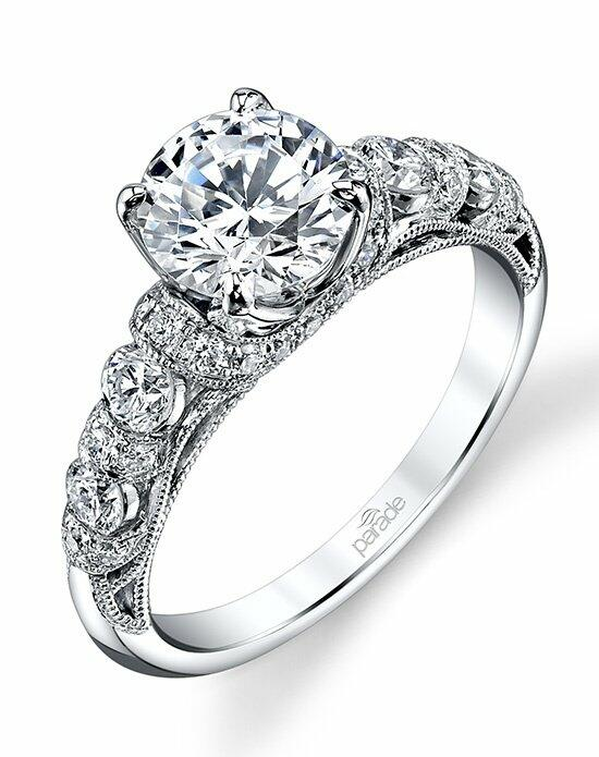 Parade Design R3471 from The Hera Collection Engagement Ring photo