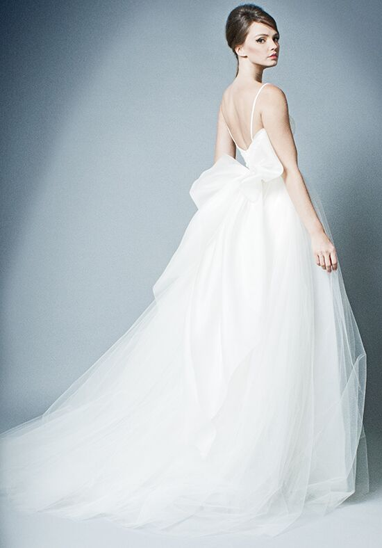 Romona Keveza NY RB011+BOW Wedding Dress - The Knot