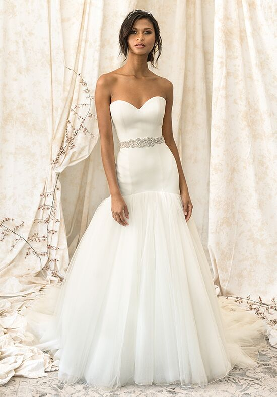 Justin Alexander Signature 9903 Mermaid Wedding Dress
