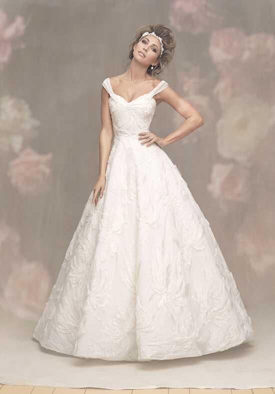 Off the shoulder wedding dresses allure couture junglespirit Images