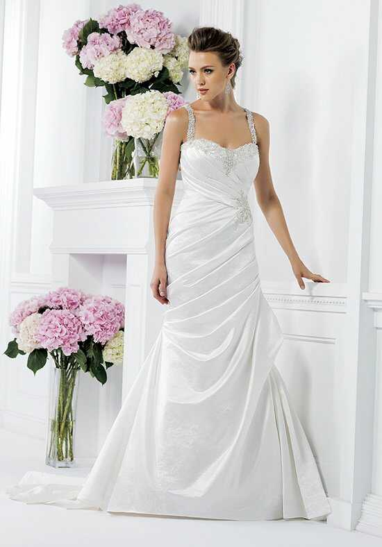 Jasmine Collection F161006 A-Line Wedding Dress