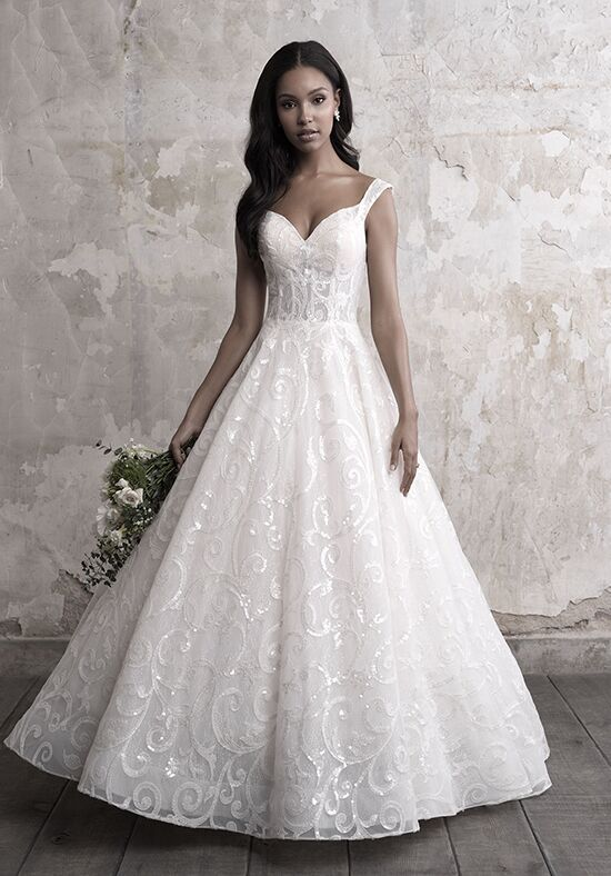 Madison James MJ452 Ball Gown Wedding Dress