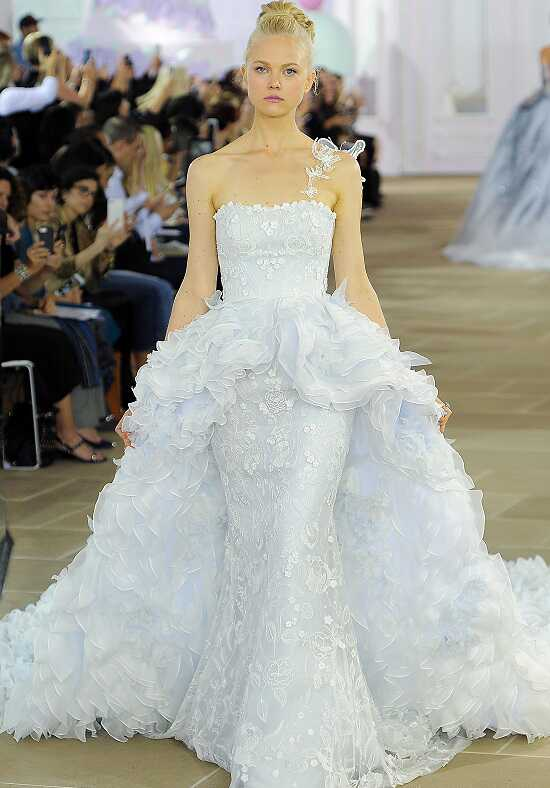 Ines Di Santo Fleur Ball Gown Wedding Dress