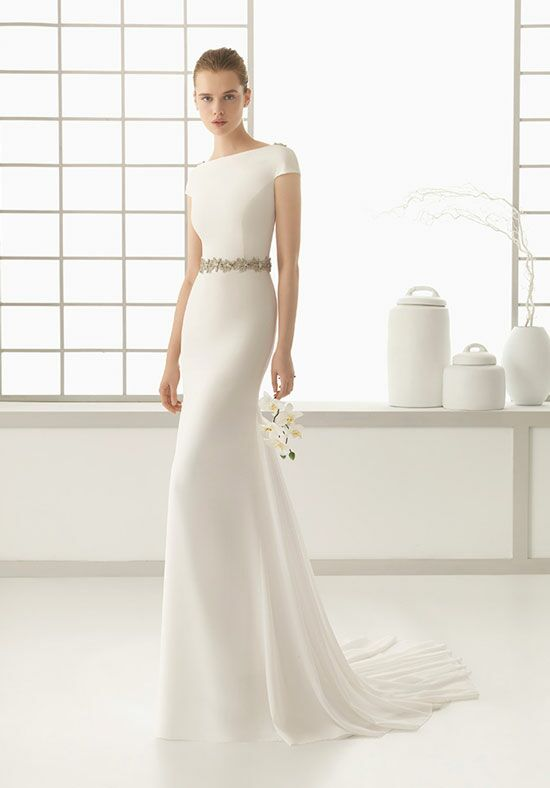 Rosa Clará DENISE Mermaid Wedding Dress