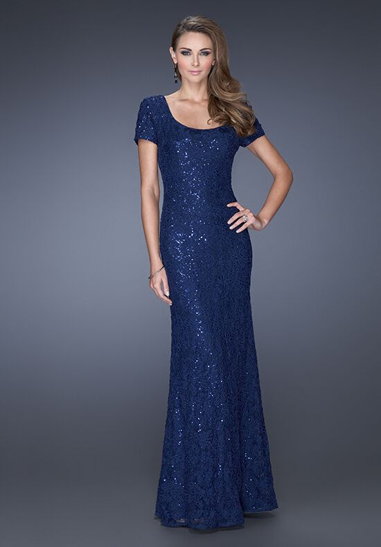 La Femme Evening 20463 Mother Of The Bride Dress