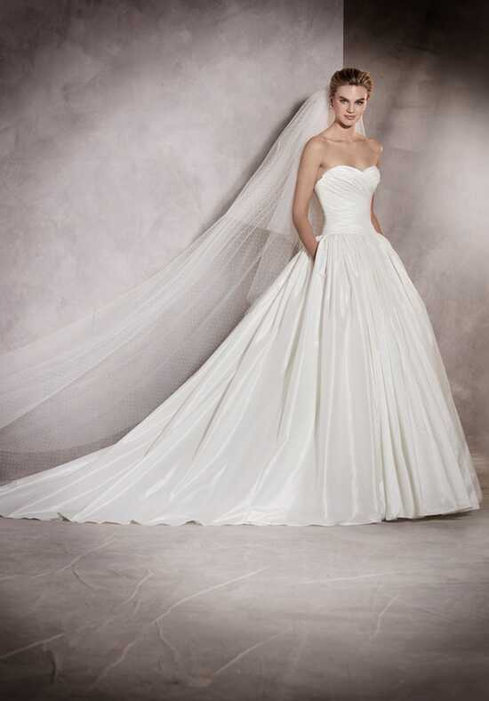PRONOVIAS AURELIA Ball Gown Wedding Dress