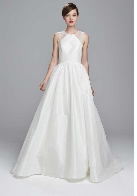 Nouvelle Amsale Jodie Ball Gown Wedding Dress