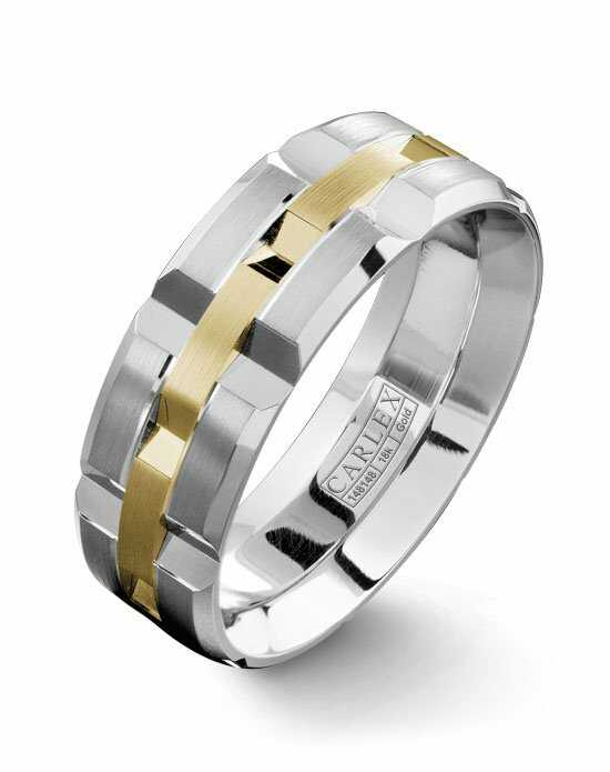 carlex - Gold Wedding Ring