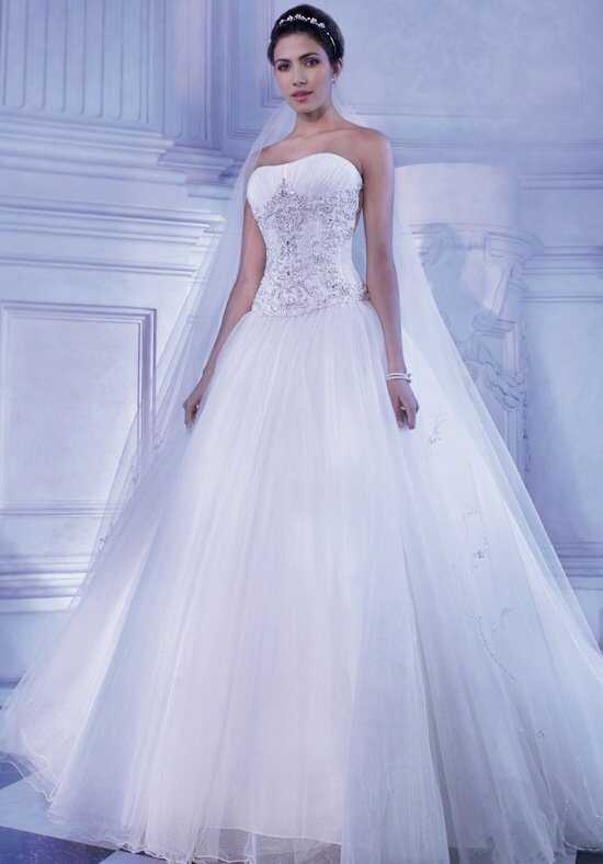 Demetrios 2471 Wedding Dress photo