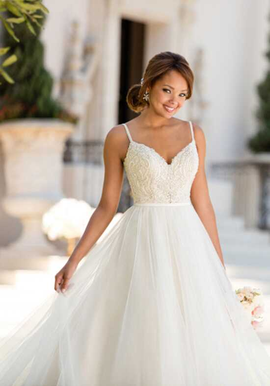 Stella York 6636 Ball Gown Wedding Dress