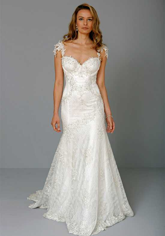 Pnina Tornai for Kleinfeld 4183 Sheath Wedding Dress