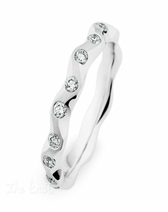 Christian Bauer 246875 White Gold Wedding Ring