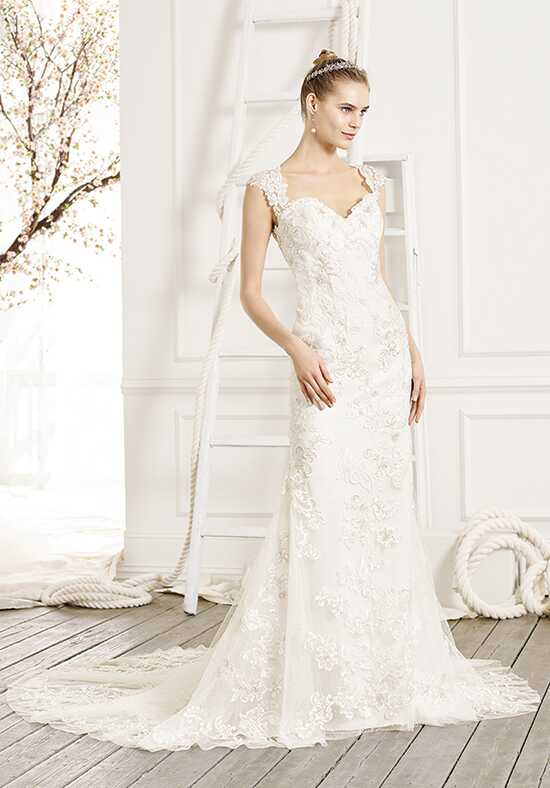 Beloved by Casablanca Bridal BL208 Jubilee Sheath Wedding Dress
