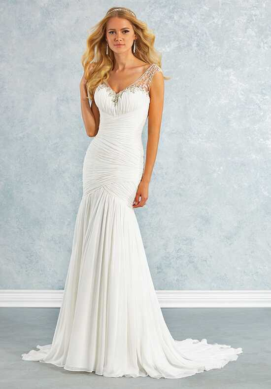 Alfred Angelo Signature Bridal Collection 3000 Mermaid Wedding Dress