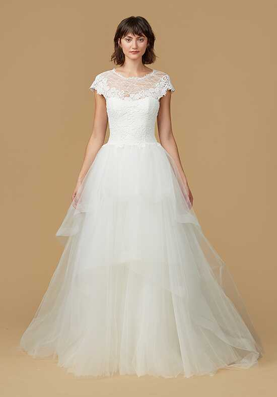 Nouvelle Amsale Natasha Ball Gown Wedding Dress