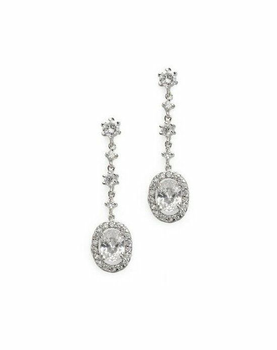 Anna Bellagio Addison Cubic Zirconia Earrings Wedding Earring photo