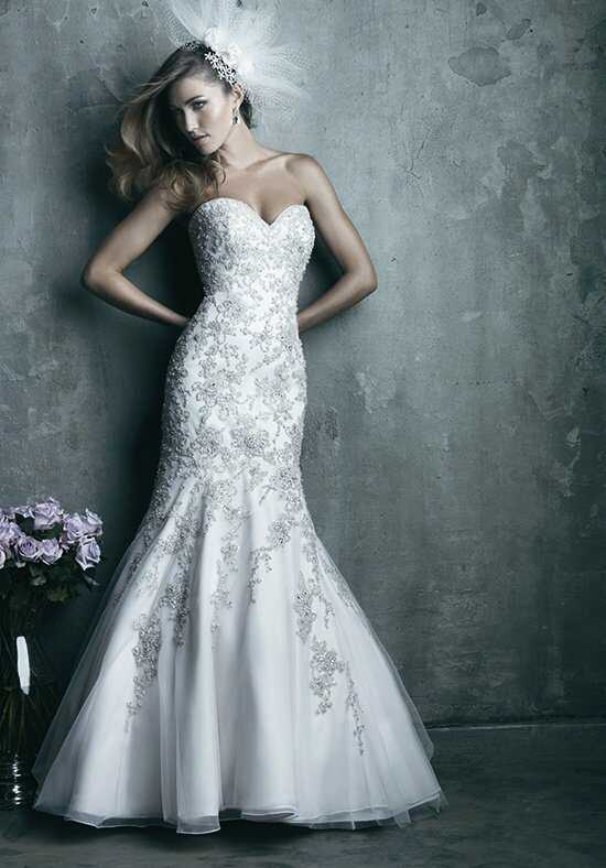 Allure Couture C283 Mermaid Wedding Dress
