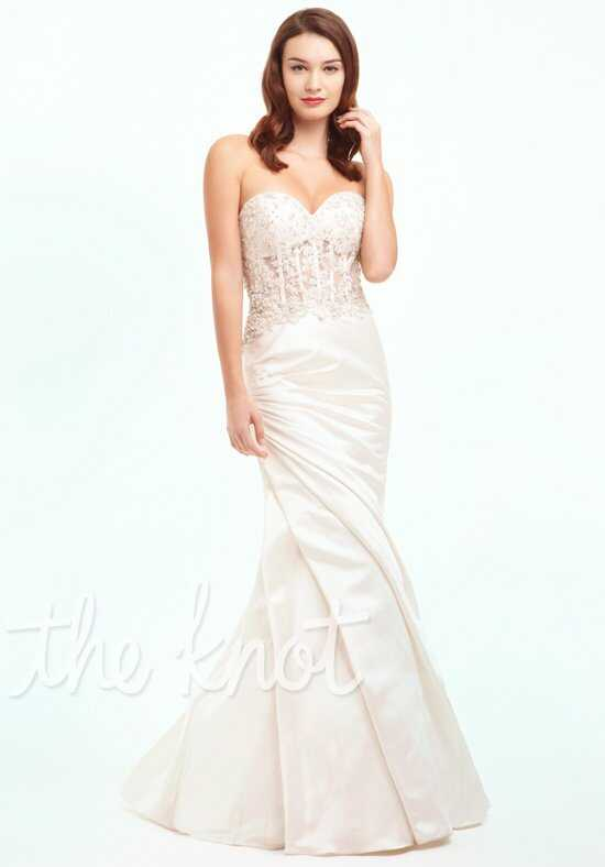 Danielle Caprese for Kleinfeld 113005 Mermaid Wedding Dress