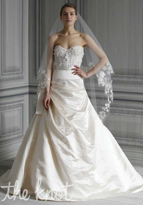 Monique Lhuillier Poppy Wedding Dress photo
