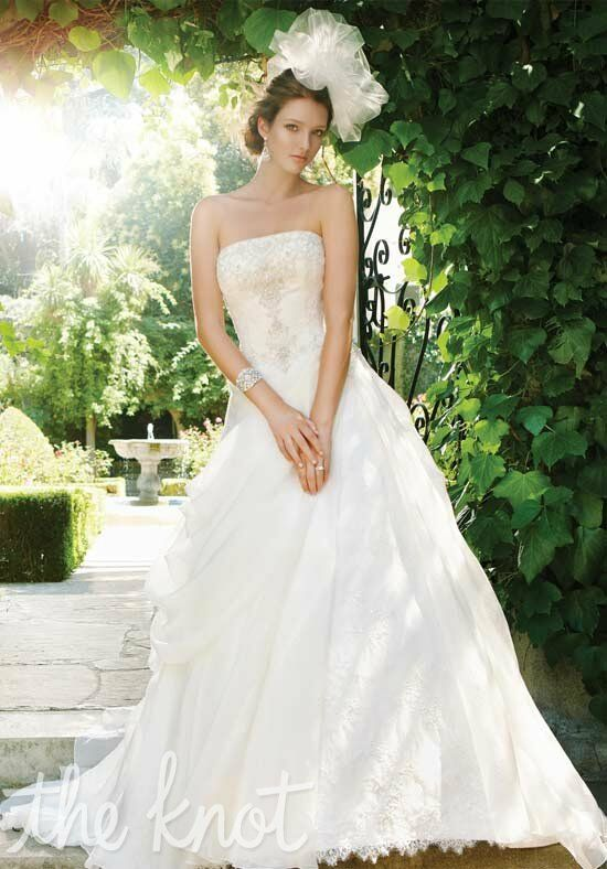 Casablanca Bridal 2021 A-Line Wedding Dress