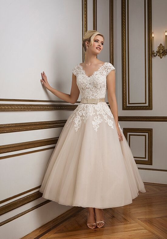 Justin Alexander 8815 Ball Gown Wedding Dress