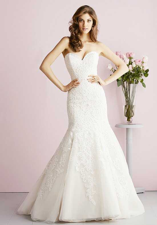 Allure romance wedding dresses for Mermaid wedding dresses under 500