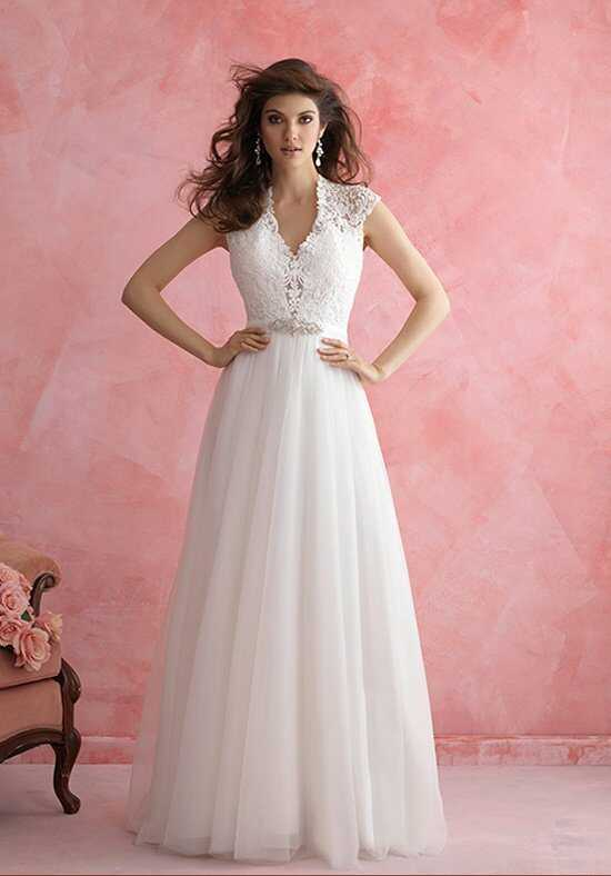 Allure Romance 2810 A-Line Wedding Dress
