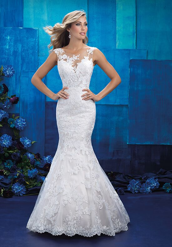 Allure Bridals 9422 Mermaid Wedding Dress