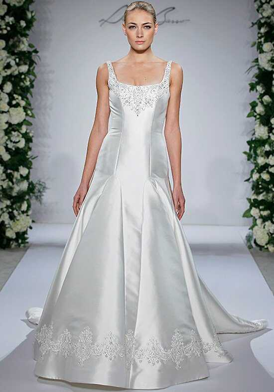 Dennis Basso for Kleinfeld 14032 A-Line Wedding Dress
