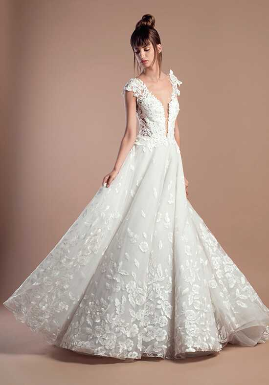 Tony Ward for Kleinfeld Ameilia A-Line Wedding Dress